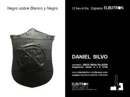 Daniel Silvo_Negro sobre Blanco y Negro
