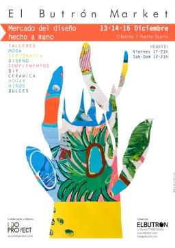 1ª Edición El Butrón Market – Feria del diseño hecho a mano