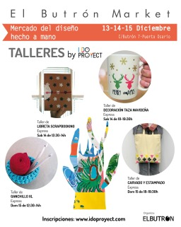 El Butrón Market: Talleres by I DO PROYECT