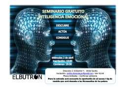 Seminario gratuito de inteligencia emocional