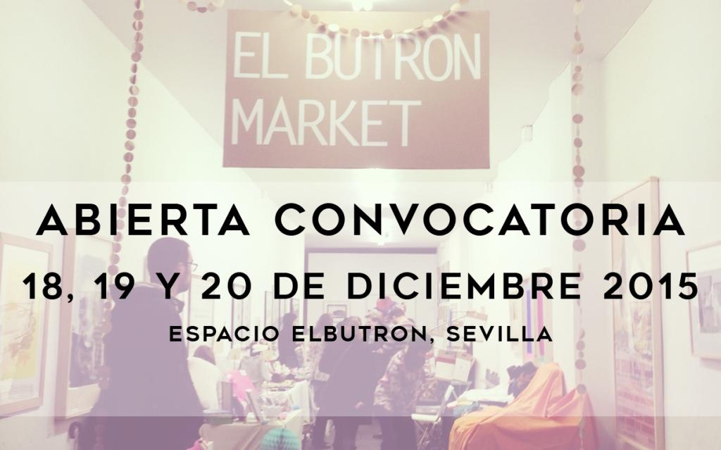 Elbutrón market convocatoria