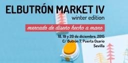 Ya está aquí Elbutrón Market IV: diseñadores y actividades