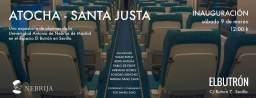 Atocha-Santa Justa: inauguración 9 de Marzo a las 12:00h